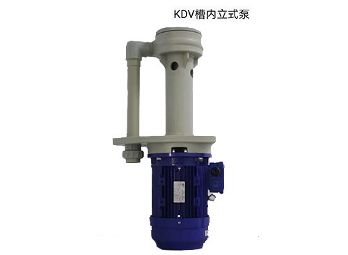 KDV槽内立式泵