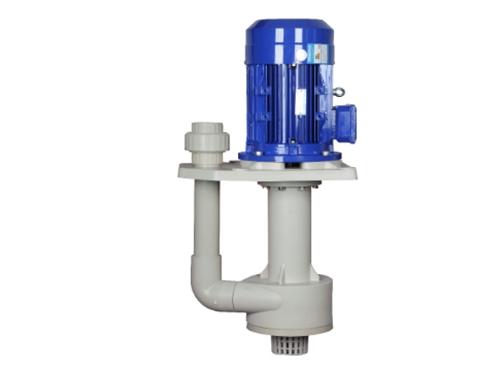 KDV可空转直立槽内耐酸碱泵